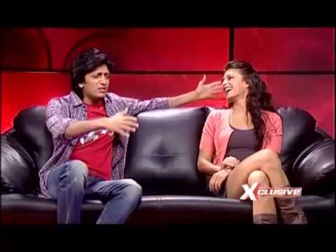 Will Riteish Kiss Srilankan beauty Jacqueline Fern...