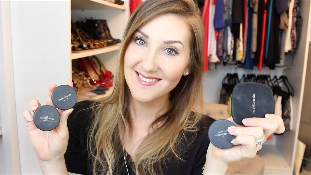 59d299650b2 Bare Minerals FULL COVERAGE Tutorial & Everything You Need To Know ...