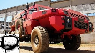 Top 10 Most Muscular SUVs In The World