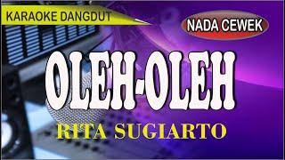Download Karaoke dangdut oleh-oleh - Rita sugiarto
