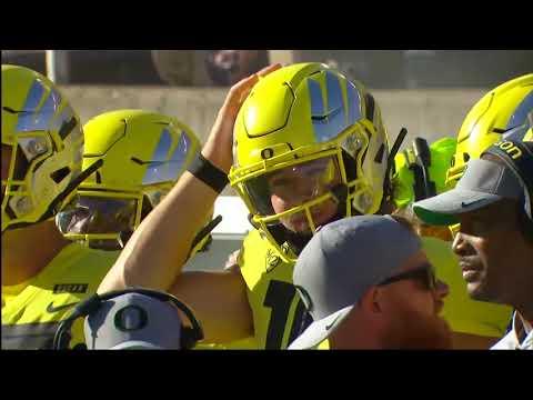 Oregon vs Bowling Green -- Week 1 2018 CFB