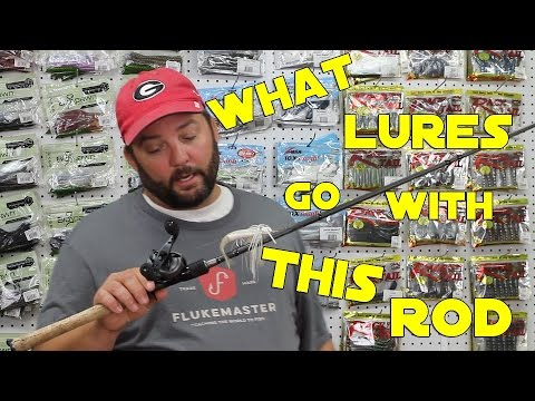 What Lures To Match With A Medium Fishing Rod - Bass Fishing