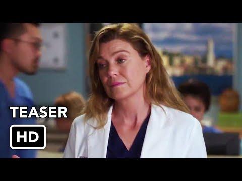 Grey's Anatomy Season 17 Teaser Promo (HD)