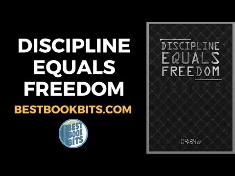 jocko-willink:-discipline-equals-freedom-book-summary