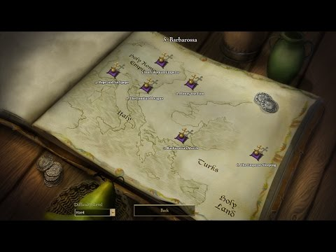 Age of Empires II: Age of Kings Campaign - 5.6 Barbarossa: The Emperor Sleeping