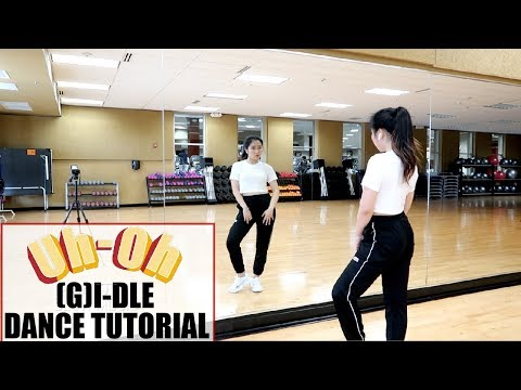 (여자)아이들((G)I-DLE) - 'Uh-Oh' - Lisa Rhee Dance Tutorial