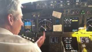 [HD] American 737 Pre-Flight Brief