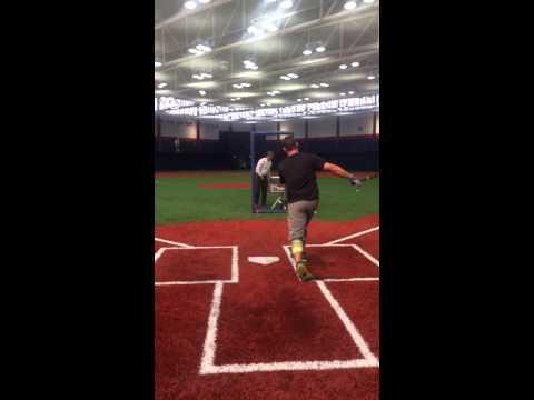 Anthony Rizzo Batting Practice