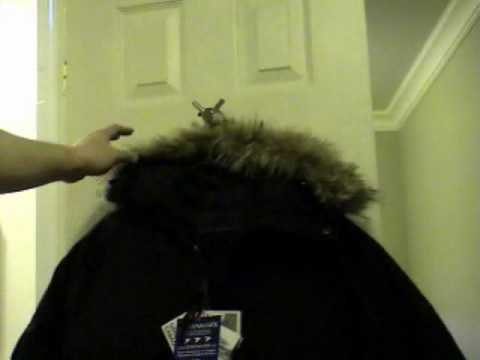 Canada Goose langford parka sale official - Fake Canada Goose Expedition Parka Review - YouTube