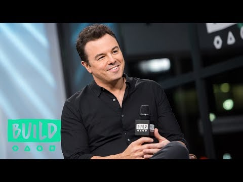 "Seth MacFarlane Drops In To Talk About His Album, ""In Full Swing"""