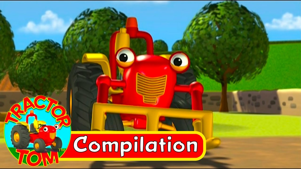 Tracteur tom compilation 1 fran ais youtube - Tracteure tom ...