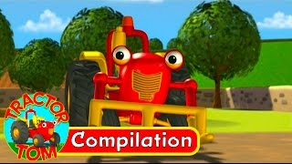 Tracteur Tom - Compilation 1 Franais