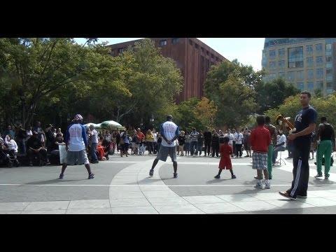 Video#1197 Street Acrobat Twins 2