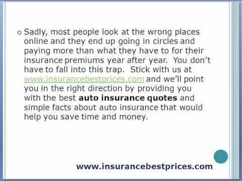 How To Find Best Auto Insurance Quotes For St.Joseph Missouri