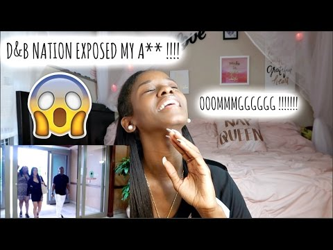 D&B NATION EXPOSED MY A$$ (BACK IN BUSINESS) | (RESPONSE)