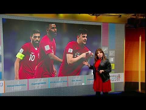 بي_بي_سي_ترندينغ: لاعب كرة عراقي في صفوف المنتخب القطري يواجه منتخب بلده الأصلي  - نشر قبل 4 ساعة