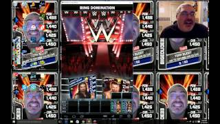WWE Supercard #338 - SUPERCARDIVERSARY!! Sub City Contest Winners!!