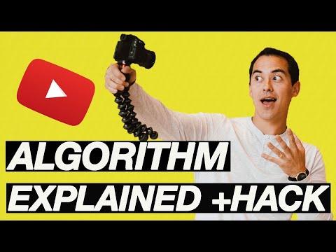 Algorithm Explained plus One Hack!!! - (Good Audio)