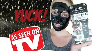 Blackhead Charcoal Mask | First Impression