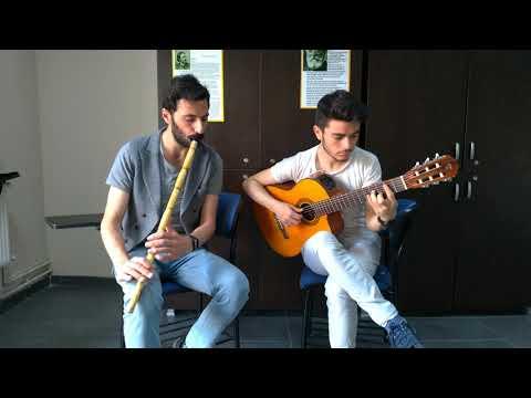 Sabahçı Kahvesi - Ney ve Gitar Versiyon