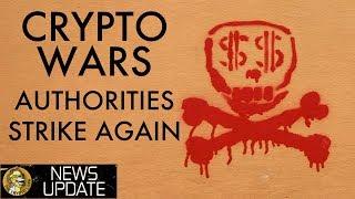 Crypto Wars - IMF & Zambia V Crypto, Bitcoin Mining for God, Facebook, Cardano Foundation Info News
