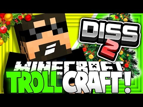 Minecraft: TROLL CRAFT | CHRISTMAS DISS TRACK!! [20]