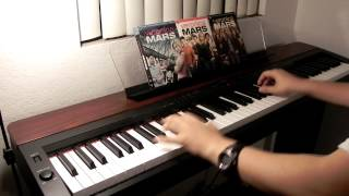 Veronica Mars - We Used to Be Friends (piano cover)