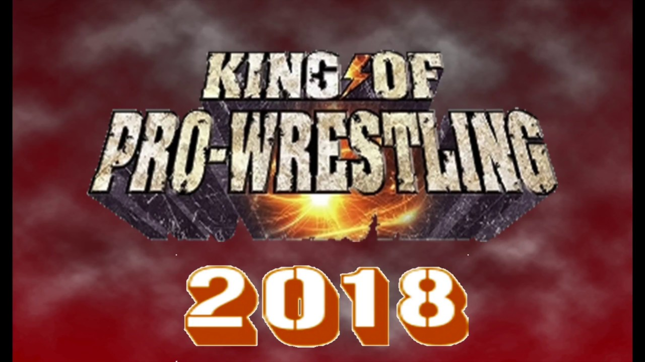 Image result for njpw king of pro wrestling 2018