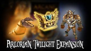 ARLORIAN TWILIGHT EXPANSION //LVL 61//NEWS PETS// ARCANE LEGENDS