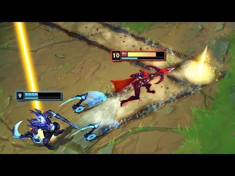 200 IQ ULTIMATE - Creative Outplays Montage - League of Legends