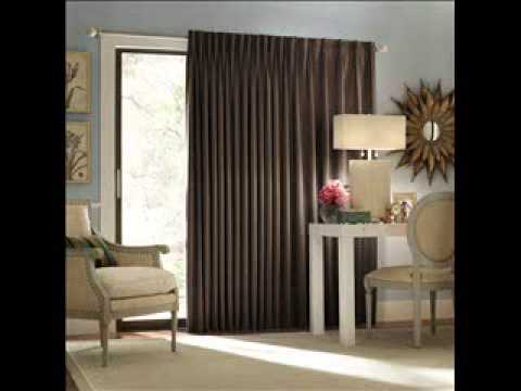 Eclipse Thermal Blackout Patio Door Curtain Panel 100 Inch X 84 Inch Youtube