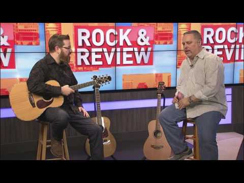 "Lance Allen - ""String Poet"" - FOX 17 Rock & Review"