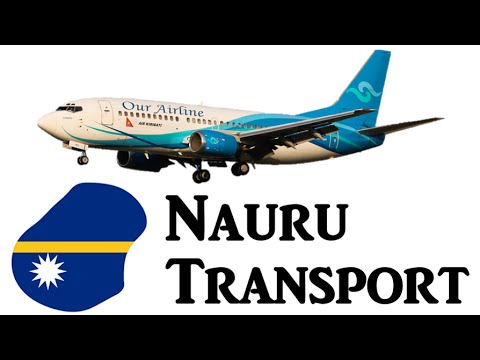Nauru - Transport