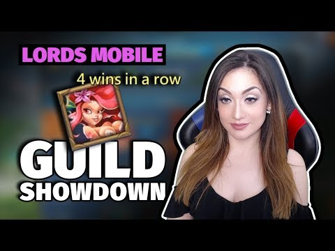 Lords Mobile : Guild Showdown!