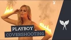 Playboy Covershooting - Miriam Höller