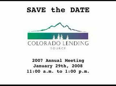 2007 Annual Meeting Save the Date