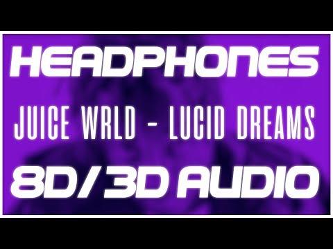 Juice WRLD - Lucid Dreams (8D AUDIO & 3D AUDIO) 😍🎧