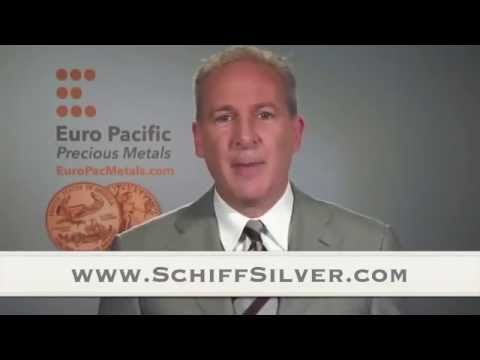 Junk Silver Is History - SchiffGold's Silver Barter Bag