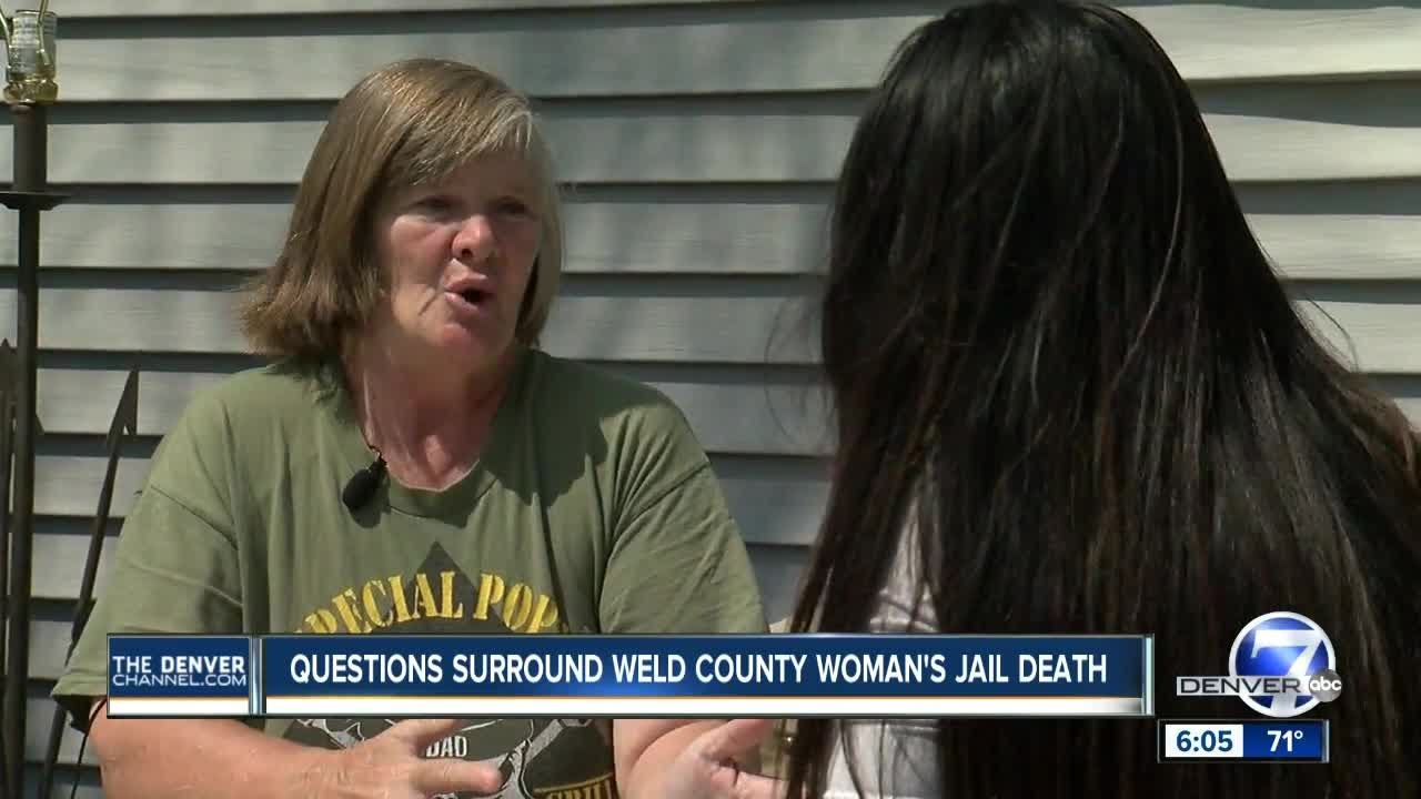 Questions surround Weld County woman's jail death - YouTube