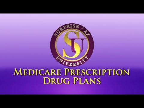 Surprise University - Medicare Prescription Drug Plans video thumbnail