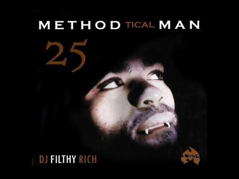 Method Man - Tical 25th Anniversary Mixtape by DJ Filthy Rich [SHORT VERSION]