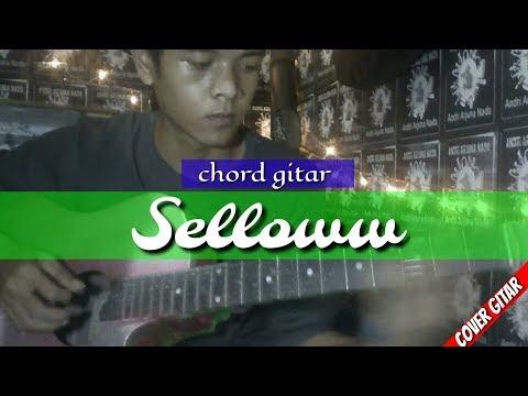 SELOW - WAHYU SMVll | CHORD GITAR | COVER GITAR | By ANDRI
