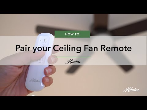 how-to-pair-your-hunter-fan-remote