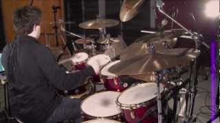 Skyfall - Adele - Drum Cover by Mike Hetzel Video