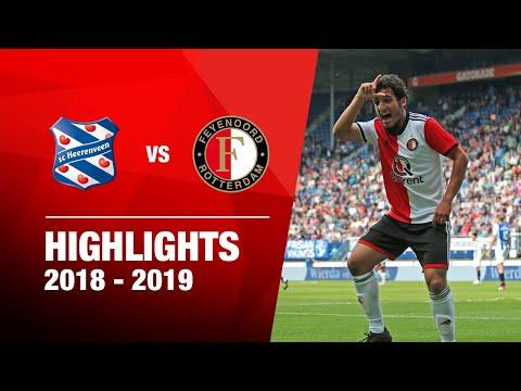 Samenvatting | sc Heerenveen - Feyenoord 2018-2019