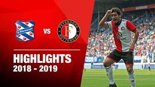 Samenvatting Heerenveen - Feyenoord (3-5)