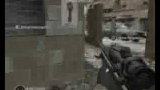 eine std aufnahme ausm bisschen privat zokken mit sniper, also nich...