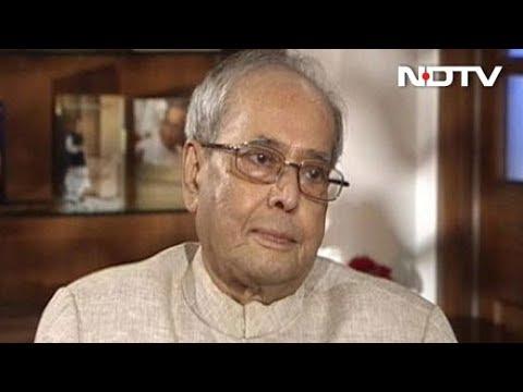 Ex-President Pranab Mukherjee Shares Insights On PM Modi