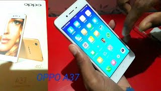 OPPO A37 GOLD | Oppo A37 Full Review | Unboxing of OPPO A37 | New oppo a37