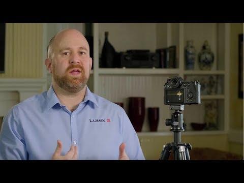 Panasonic LUMIX S Series Camera Tutorial: Exposure Tools